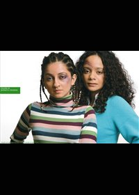 Affiches publicitaires United color of Benetton 4