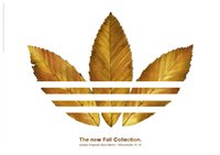 Adidas fal collection logo
